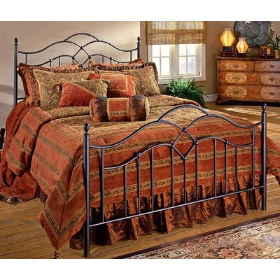 Oklahoma Panel Bed Size: Queen