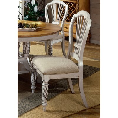 White  Wood Furniture on Hillsdale Wilshire White Round Dining Table   4508 816 4508 817