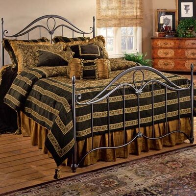 Kendall Panel Bed Size: King