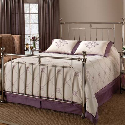 Holland Panel Bed Size: King