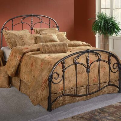 Jacqueline Panel Bed Size: Queen