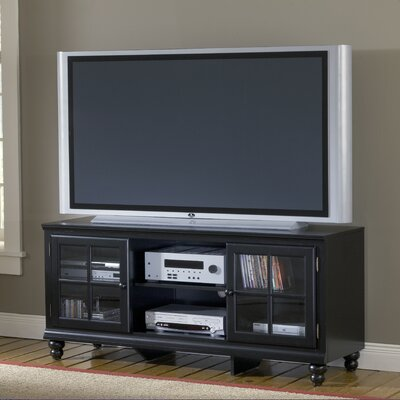 Grand Bay 48- 61 TV Stand Width of TV Stand: 48, Color: White