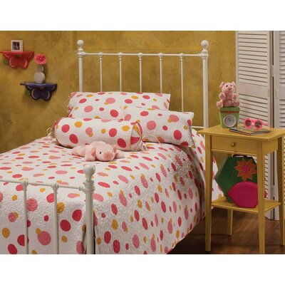 Molly Panel Bed Size: Twin