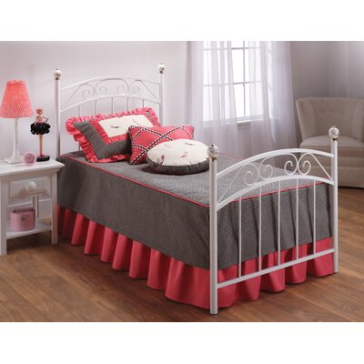 Emily Bed Size: Twin, Configuration: No Canopy