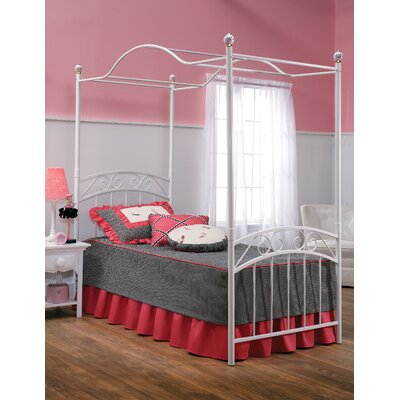 Emily Bed Size: Twin, Configuration: With Canopy