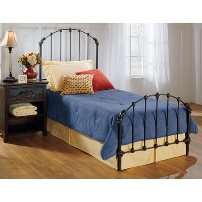 Bonita Panel Bed Size: King