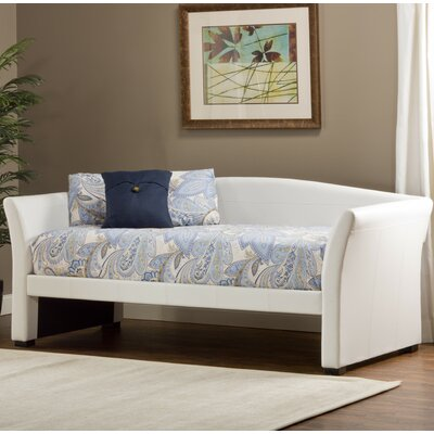 Montgomery Daybed Accessories: None, Color: White