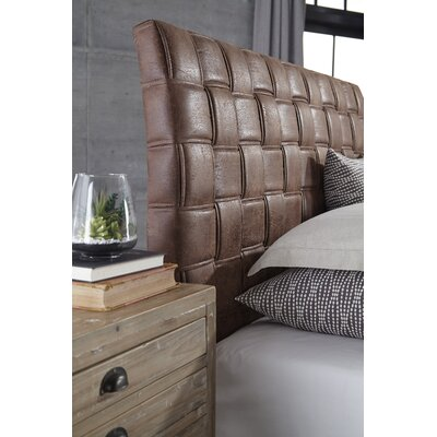 Riley Upholstered Sleigh Headboard Size: Queen 2006-570