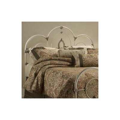Victoria Open-Frame Headboard Size: King