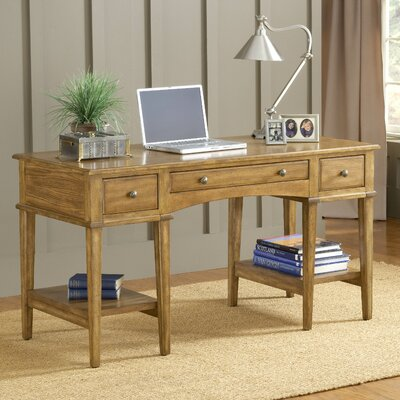Gresham Writing Desk Finish: Medium Oak Product Photo 5839