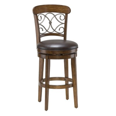 Bergamo 30 Swivel Bar Stool