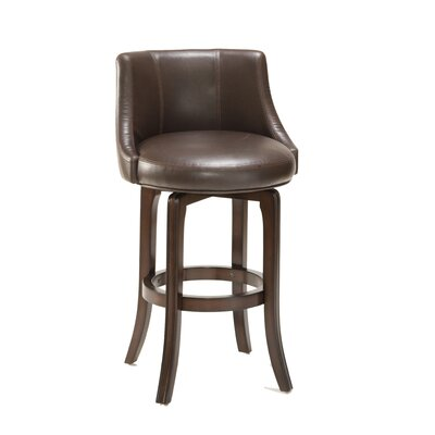 Rent to own Napa Valley Swivel Bar Stool in Bro...