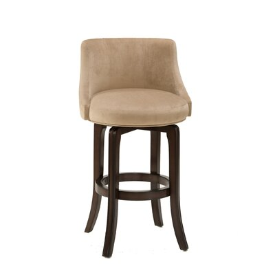 No credit financing Napa Valley Swivel Counter Stool in...