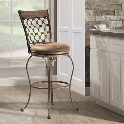 Donohoe 26 Swivel Bar Stool