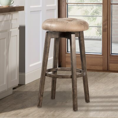 West Sacramento 26 Swivel Bar Stool