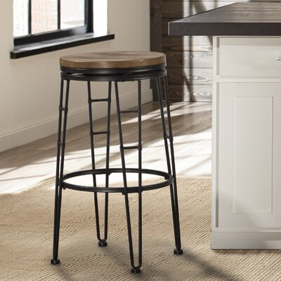 Winfield 26 Swivel Bar Stool