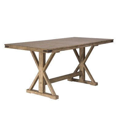 Rowtag Counter Height Extendable Dining Table