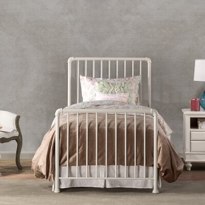 Adrienne Twin Panel Bed
