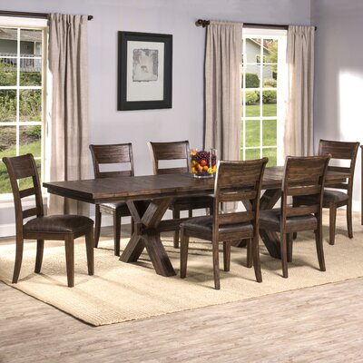 Burnsdale 7 Piece Dining Set