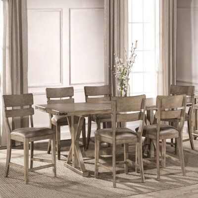 Rowtag 7 Piece Counter Height Dining Set