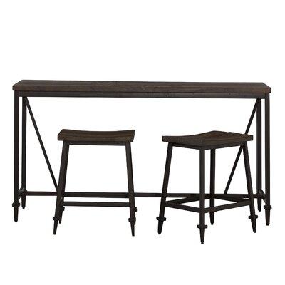 Mannington Counter Height 3 Piece Pub Table Set