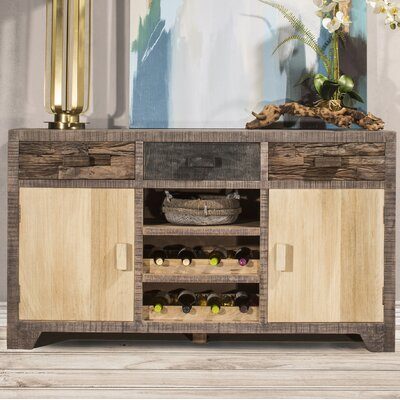 Burchett 2 Door Console Table
