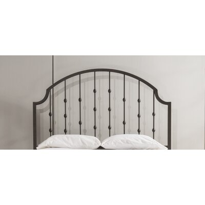Alton Slat Headboard Size: King