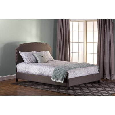 Laplante King Upholstered Panel Bed