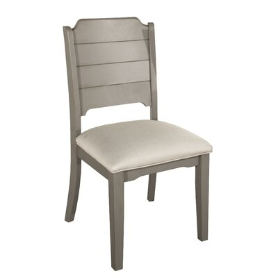 Kinsey Dining Chair Color: Gray