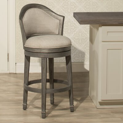 Gudrun 30 Swivel Bar Stool