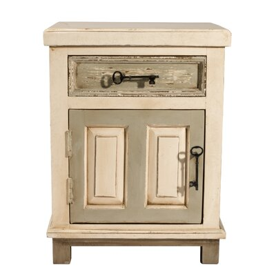 Union Point End Table with Storage