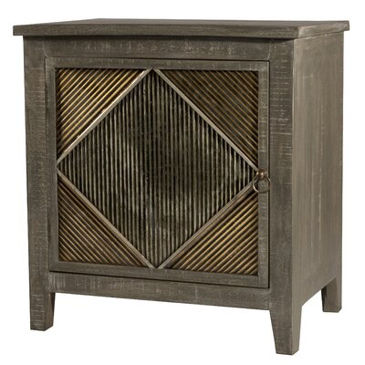 Alcanza End Table with Storage