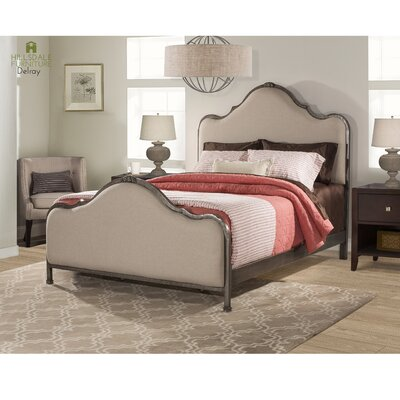 Grambling Upholstered Bed Size: Queen