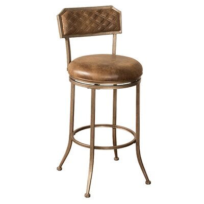 Aarons 30 Swivel Bar Stool