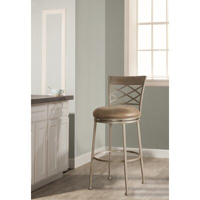 Geralyn 30 Swivel Bar Stool