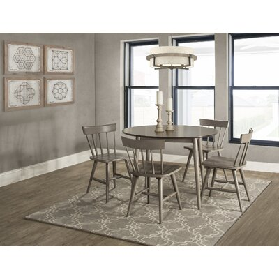 Bober Modern 5 Piece Dining Set