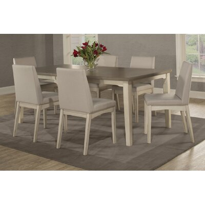Kinsey 7 Piece Removable Leaf Dining Set