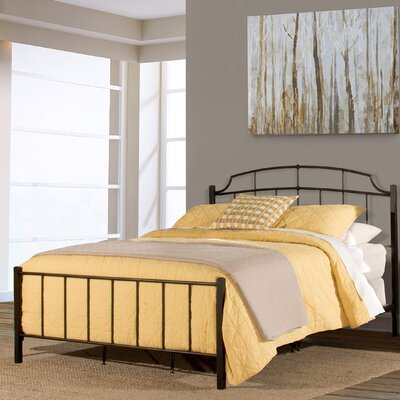 Keegan Panel Bed Size: King