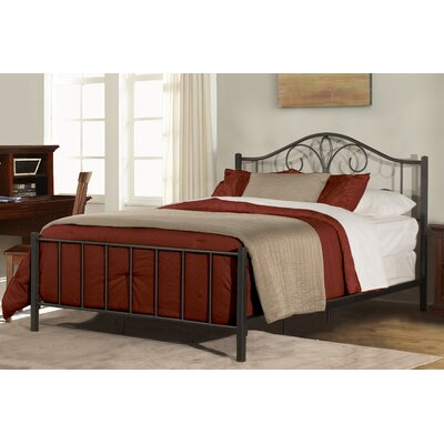 Keele Panel Bed Size: Twin