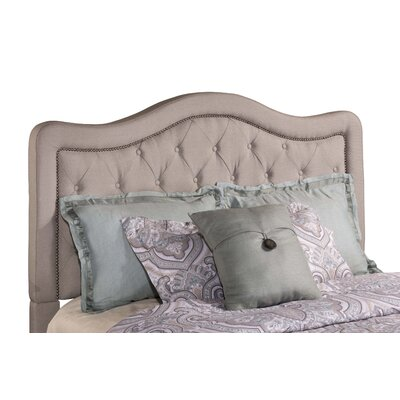 Trieste Upholstered Panel Headboard Size: King / Califonia King