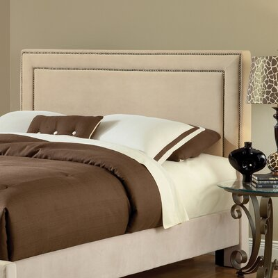 Buy Low Price Hillsdale Amber Upholstered Headboard Size