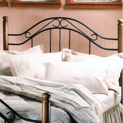 Durkin Open-Frame Headboard Size: Full / Queen