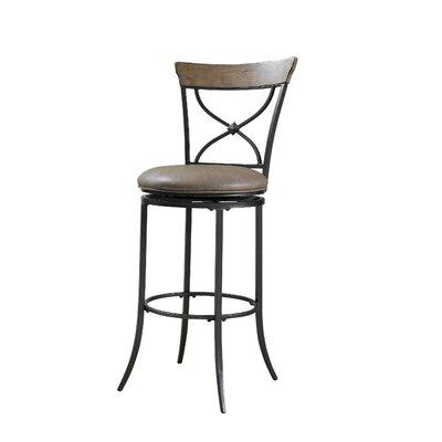 Charleston 26 Swivel Bar Stool