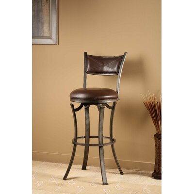 Chapawee 30 Swivel Bar Stool