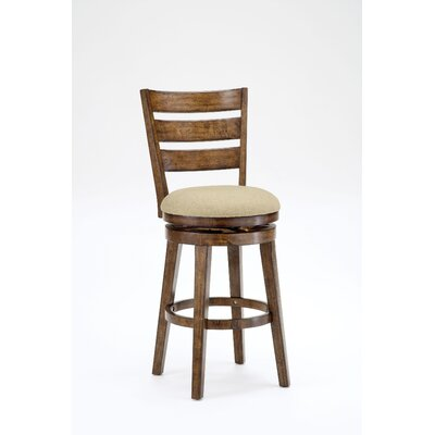 In store financing Lenox Swivel Stool Size: Counter...