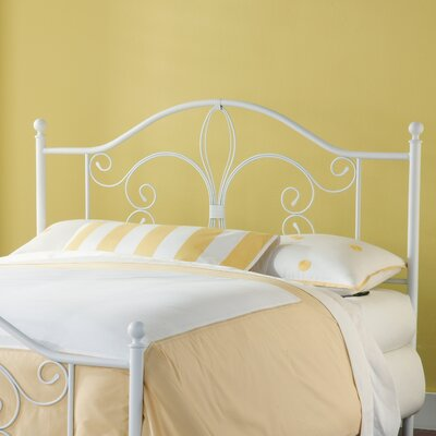 Easy financing Ruby Metal Headboard Size: Full/Que...