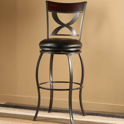 Stockport 30 Swivel Bar Stool with Cushion