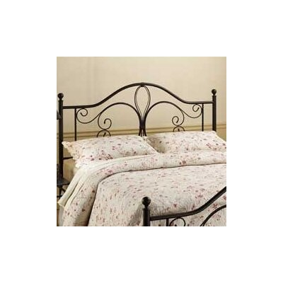 In store financing Milwaukee Metal Headboard Size: Kin...