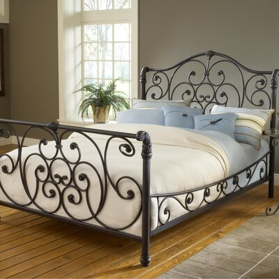 Credit for Mandalay Metal Bed...