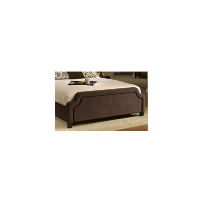 Furniture rental Carlyle Upholstered Footboard Size:...